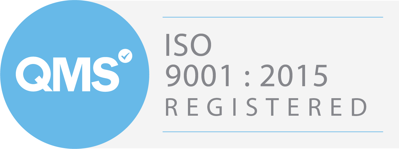 2018 – ISO 9001 : 2015 ACCREDITED
